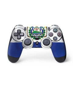 El Salvador Flag PS4 Pro/Slim Controller Skin