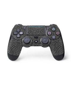 Elephant Print Grey PS4 Pro/Slim Controller Skin