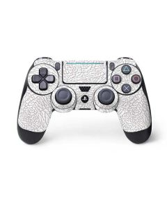Elephant Print White PS4 Pro/Slim Controller Skin