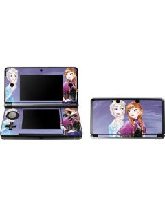 Elsa and Anna Sisters 3DS (2011) Skin