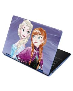 Elsa and Anna Sisters Aspire R11 11.6in Skin