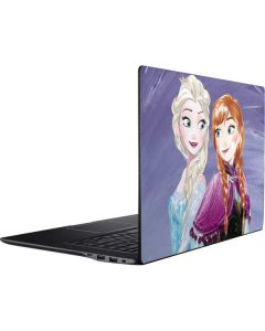 Elsa and Anna Sisters Ativ Book 9 (15.6in 2014) Skin