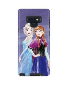 Elsa and Anna Sisters Galaxy Note 9 Pro Case