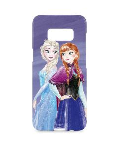 Elsa and Anna Sisters Galaxy S8 Plus Lite Case