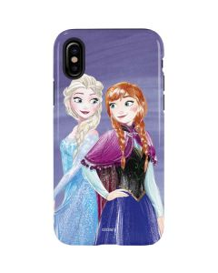 Elsa and Anna Sisters iPhone XS Max Pro Case