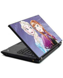 Elsa and Anna Sisters Lenovo T420 Skin