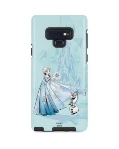 Elsa and Olaf Galaxy Note 9 Pro Case