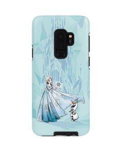 Elsa and Olaf Galaxy S9 Plus Pro Case