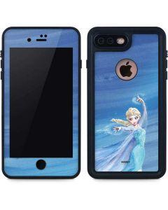 Elsa Icy Powers iPhone 8 Plus Waterproof Case