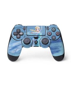 Elsa Icy Powers PS4 Controller Skin