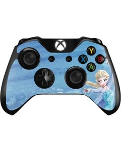 Elsa Icy Powers Xbox One Controller Skin