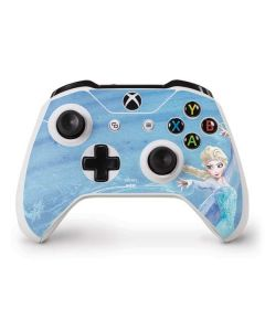 Elsa Icy Powers Xbox One S Controller Skin