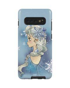 Elsa Side Portrait Galaxy S10 Plus Pro Case