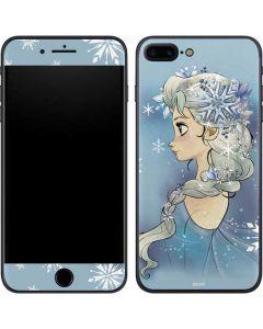 Elsa Side Portrait iPhone 8 Plus Skin