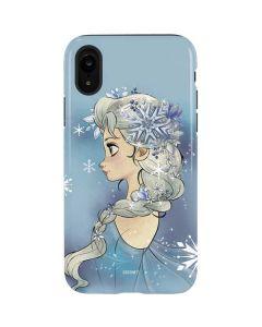 Elsa Side Portrait iPhone XR Pro Case