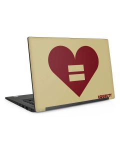 Equality Heart Dell Latitude Skin