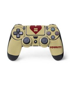 Equality Heart PS4 Controller Skin