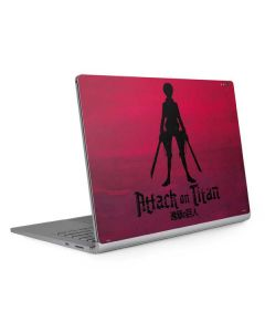 Eren Jaeger Surface Book 2 15in Skin
