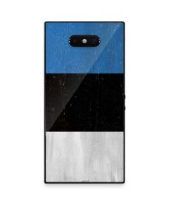 Estonia Flag Distressed Razer Phone 2 Skin