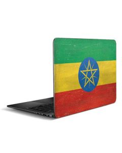 Ethiopia Flag Distressed Zenbook UX305FA 13.3in Skin