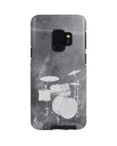 Faded Drumset Galaxy S9 Pro Case