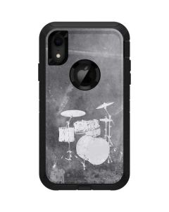 Faded Drumset Otterbox Defender iPhone Skin