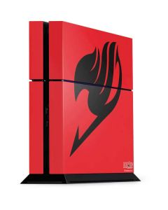 Fairy Tail Emblem PS4 Console Skin