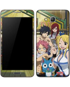 Fairy Tail Group Shot Galaxy Grand Prime Skin