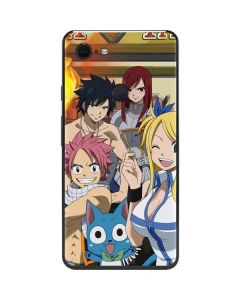 Fairy Tail Group Shot Google Pixel 3 XL Skin