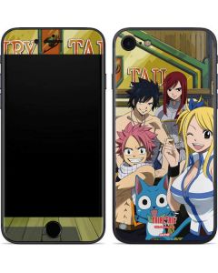 Fairy Tail Group Shot iPhone 7 Skin