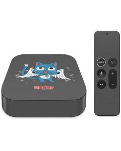 Fairy Tail Happy Apple TV Skin