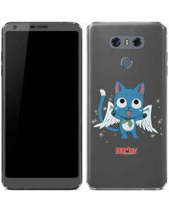 Fairy Tail Happy LG G6 Skin