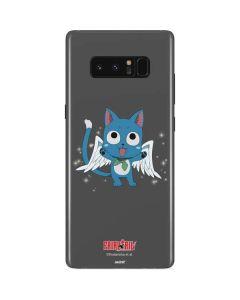Fairy Tail Happy Galaxy Note 8 Skin