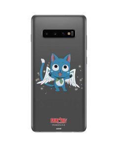 Fairy Tail Happy Galaxy S10 Plus Skin