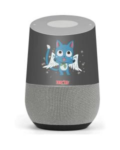 Fairy Tail Happy Google Home Skin
