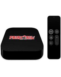 Fairy Tail Logo Apple TV Skin