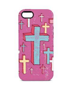 Faith Crosses iPhone 5/5s/SE Pro Case