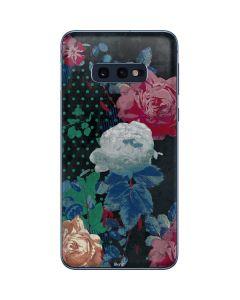 Fall Flowers Galaxy S10e Skin