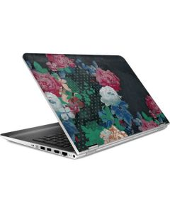 Fall Flowers HP Pavilion Skin