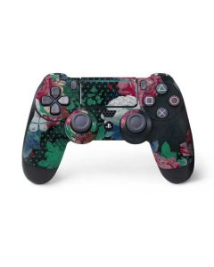 Fall Flowers PS4 Pro/Slim Controller Skin
