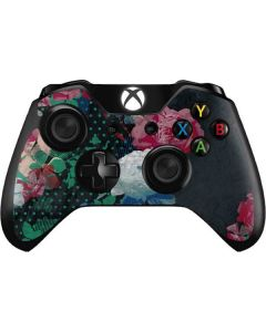 Fall Flowers Xbox One Controller Skin