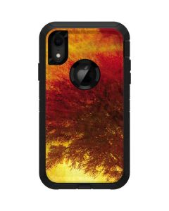 Falling Notes Otterbox Defender iPhone Skin