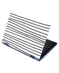 Freehand Stripes Aspire R11 11.6in Skin