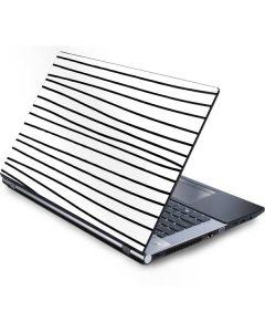 Freehand Stripes Generic Laptop Skin