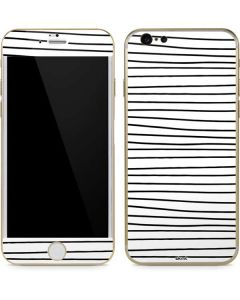 Freehand Stripes iPhone 6/6s Skin
