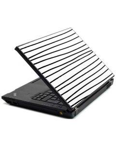 Freehand Stripes Lenovo T420 Skin