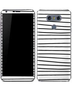 Freehand Stripes LG G6 Skin