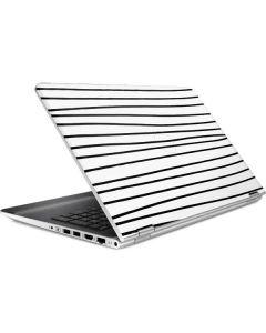 Freehand Stripes HP Pavilion Skin