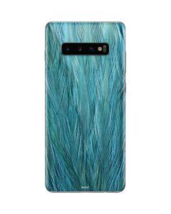 Feather Galaxy S10 Plus Skin