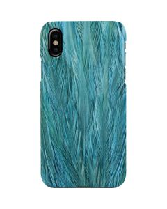 Feather iPhone XS Lite Case